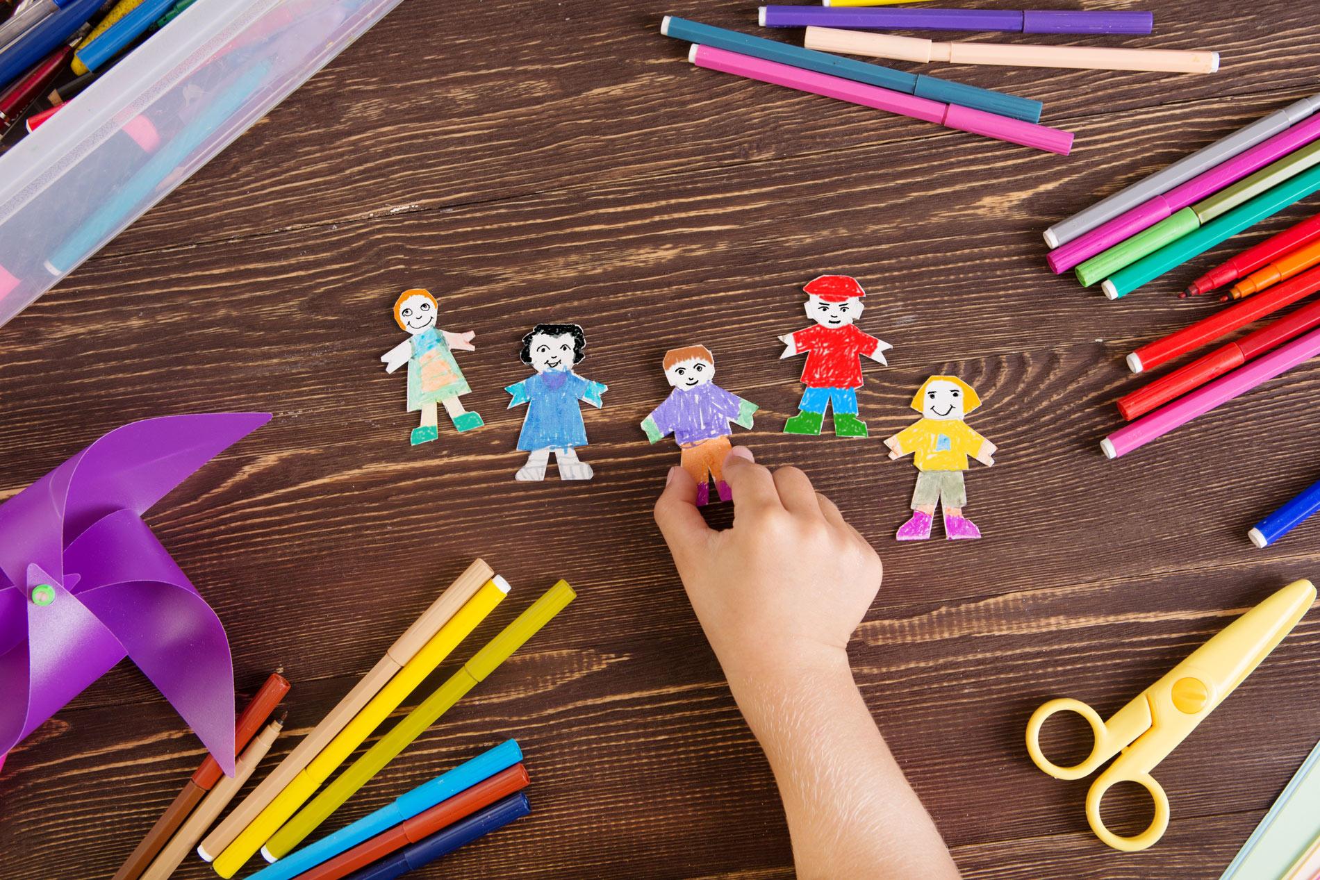 kindergarten ausbildung job
